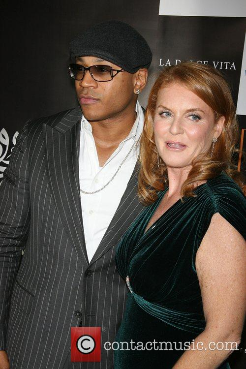 Ll Cool J and Sarah Ferguson 3