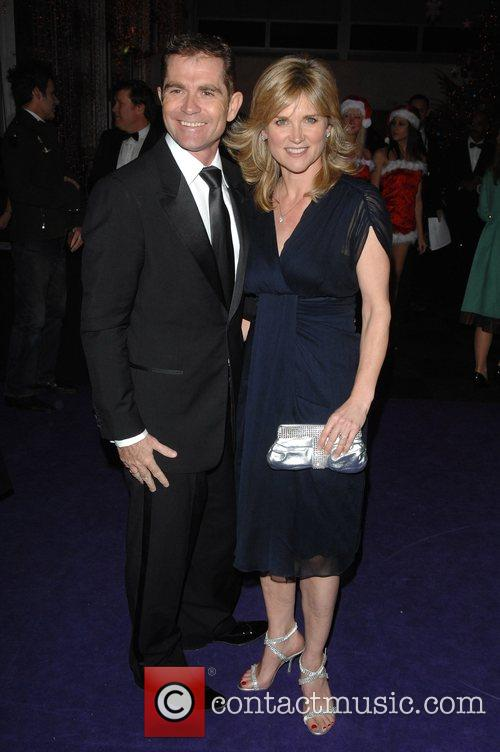Anthea Turner and husband Grant Bovey La Dolce...