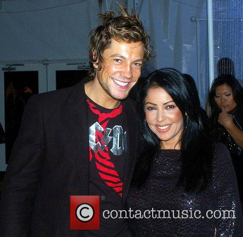 Apollonia Kotero and Guest L.A. Fashion Week held...