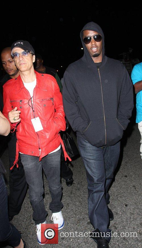 Jimmy Iovine and Sean 'p. Diddy' Combs 4