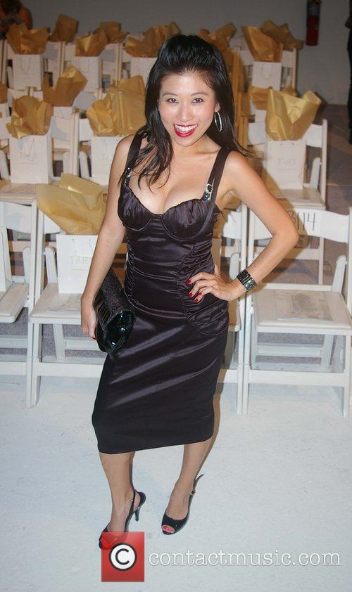 Adrian Lau Mercedes-Benz Fashion Week 2008 at Smashbox...