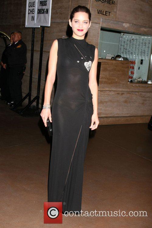 Marion Cotillard 33rd annual Los Angeles Film Critics...