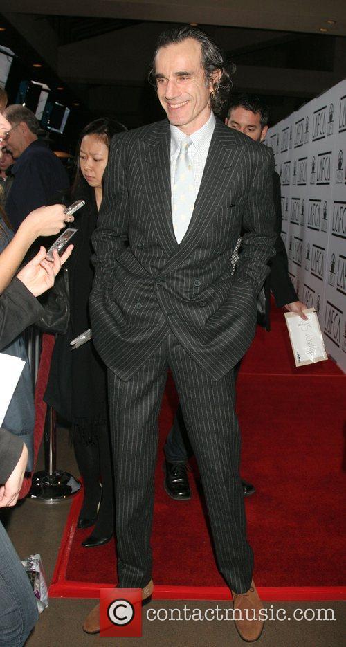 Daniel Day-Lewis  33rd Annual Los Angeles Film...