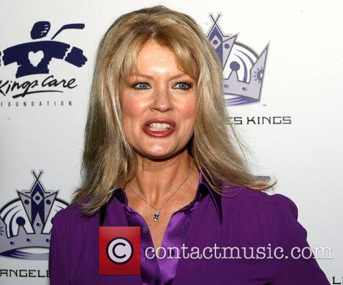 Mary Hart Meet the L.A Kings Dinner Hosted...