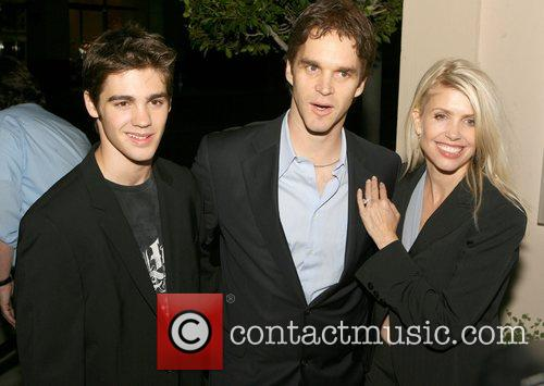 Luc Robitaille and his family Meet the L.A...