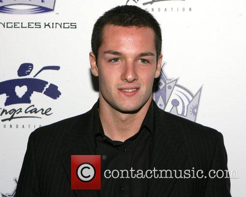 Jonathan Bernier Meet the L.A Kings Dinner Hosted...