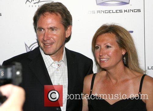 Mike Johnston and wife  Meet the L.A...
