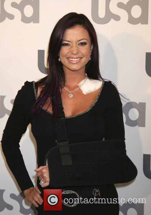 Candice Michelle Launch of USA Network 2008 LA...