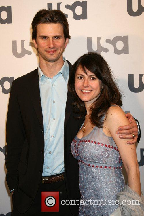Frederick Weller and Guest Launch of USA Network...