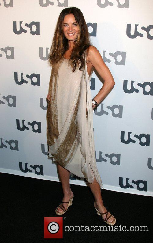 Gebrielle Anwar Launch of USA Network 2008 LA...