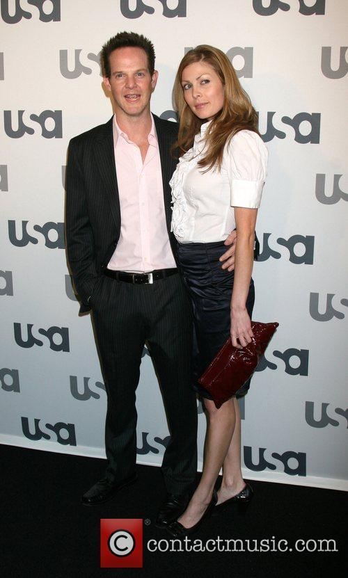 Jason Gray-Stanford and Guest Launch of USA Network...