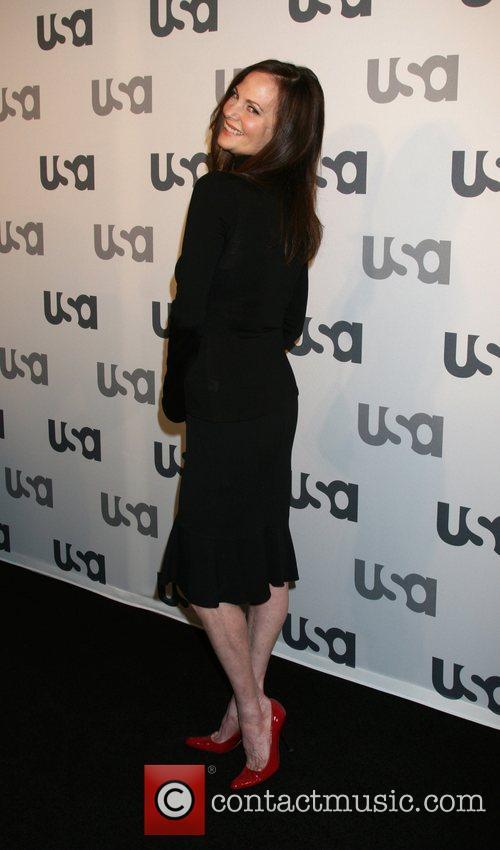 Launch of USA Network 2008 LA Upfront -...