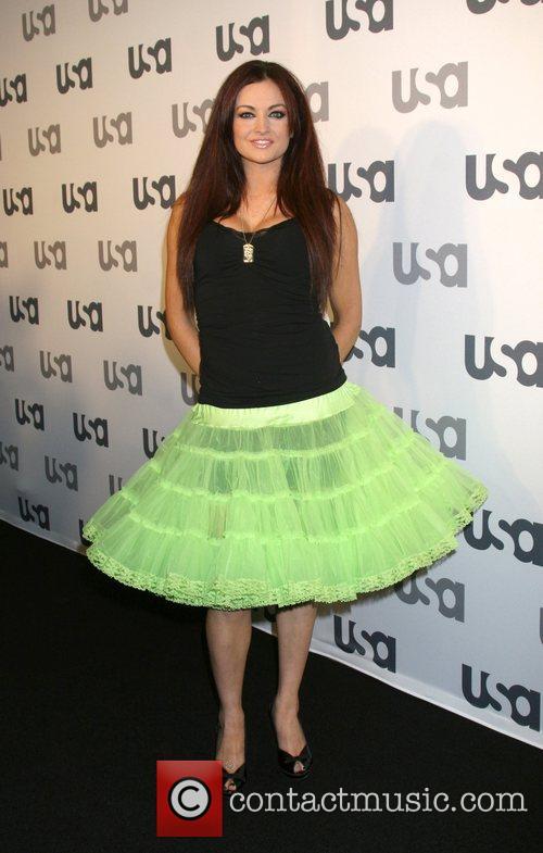 Maria Kanellis Launch of USA Network 2008 LA...