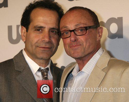 Tony Shalhoub and Stanley Kamel Launch of USA...