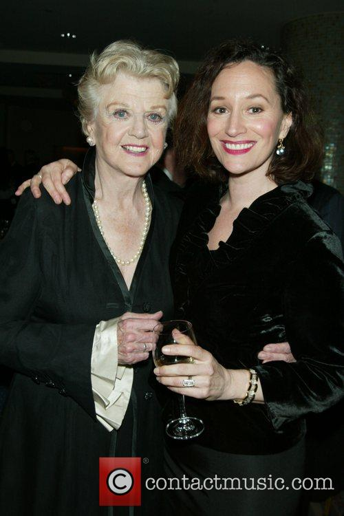 Angela Lansbury & Barbara Walsh 'The Ladies Who...