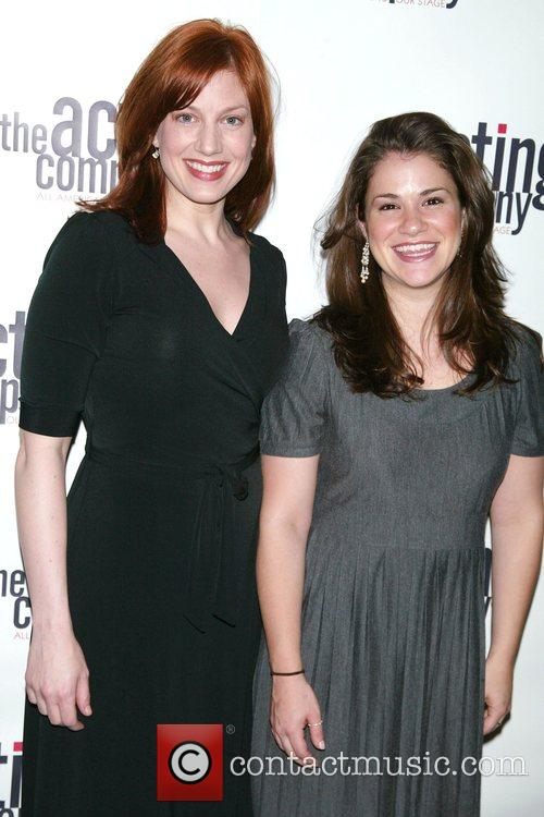 Guests 'The Ladies Who Sing Sondheim' Afterparty at...