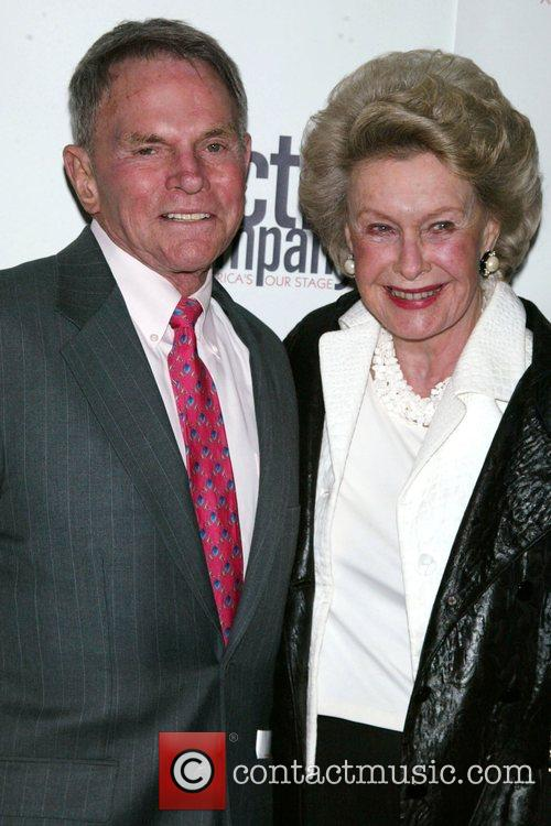 Ted Hartley and Dina Merrill 7