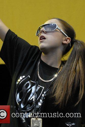 Lady Sovereign, Santa Barbara Bowl