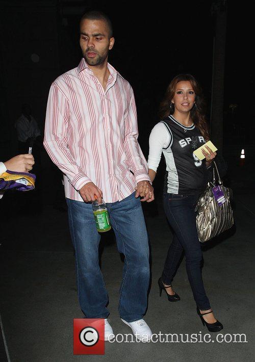 Tony Parker and Eva Longoria 5