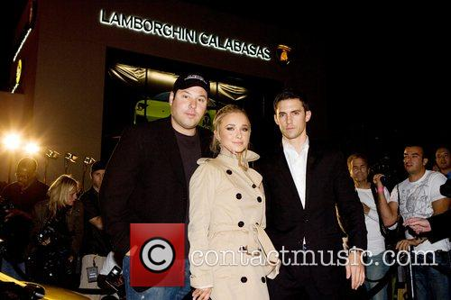 Greg Grunberg and Hayden Panettiere 11