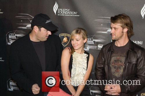 Greg Grunberg, Kirsten Bell and Jesse Spencer 8