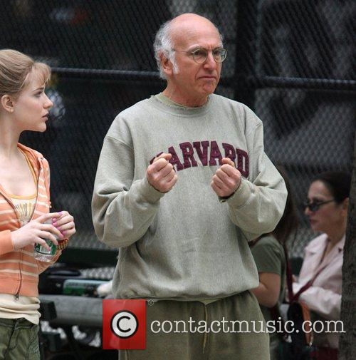 Evan Rachel Wood and Woody Allen 9