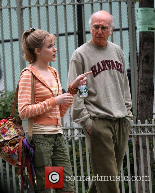 Evan Rachel Wood and Woody Allen 6