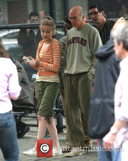 Evan Rachel Wood and Woody Allen 2