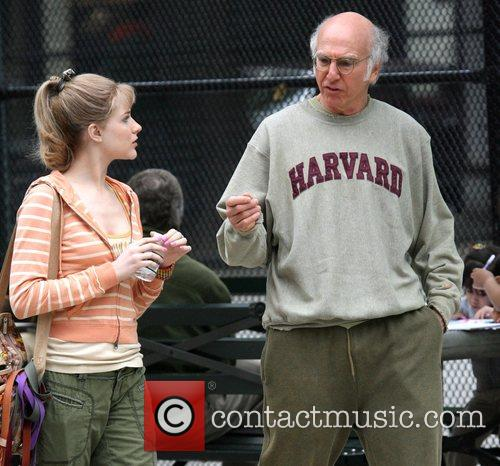 Evan Rachel Wood and Woody Allen 4