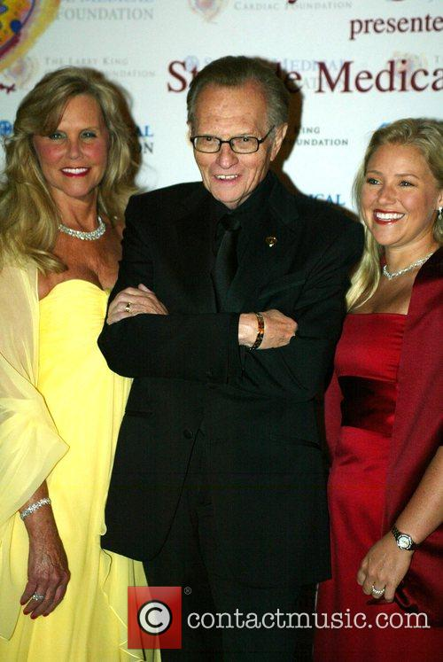 Larry King and guests 20th Evening with Larry...
