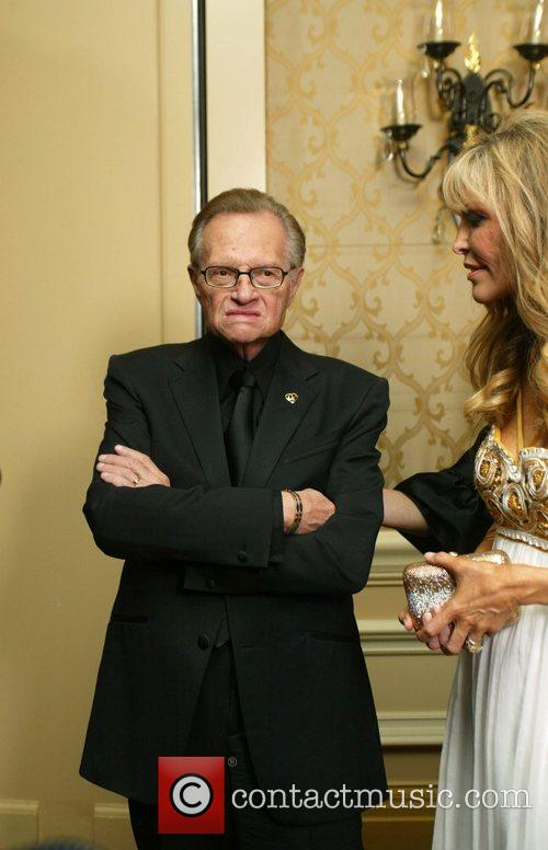 Larry King and Shawn King 20th Evening with...