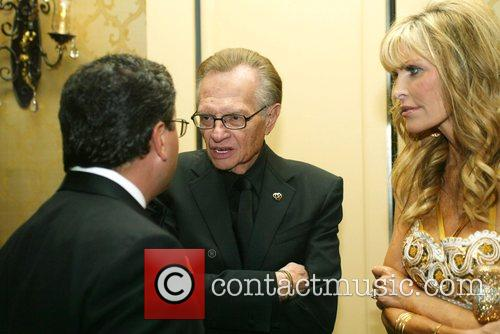 Shawn King and Larry King 20th Evening with...