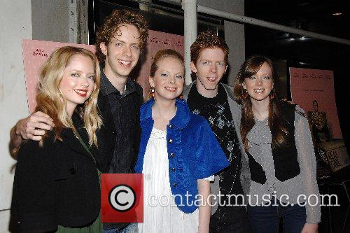 Guests  New York premiere of 'Lars and...