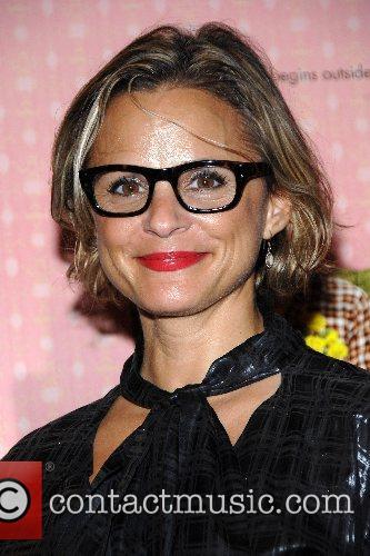 Amy Sedaris New York premiere of 'Lars and...