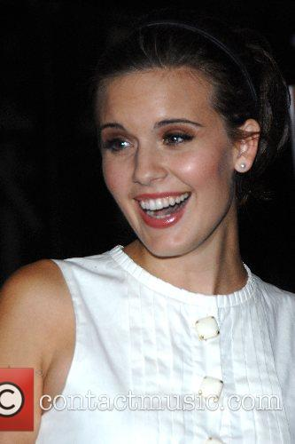 Maggie Grace New York premiere of 'Lars and...