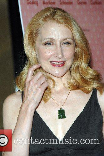 Patricia Clarkson New York premiere of 'Lars and...