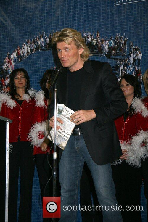 Hans Klok and Las Vegas 4