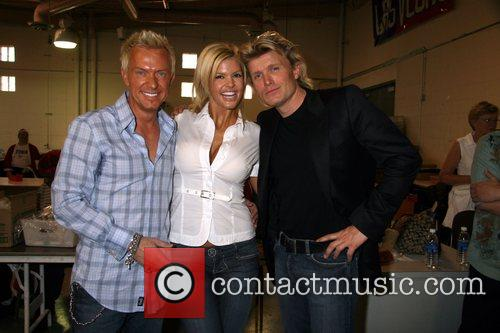 Zowie Bowie and Hans Klok Press Conference for...
