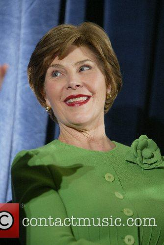 Laura Bush is the recipient of the NIAF...