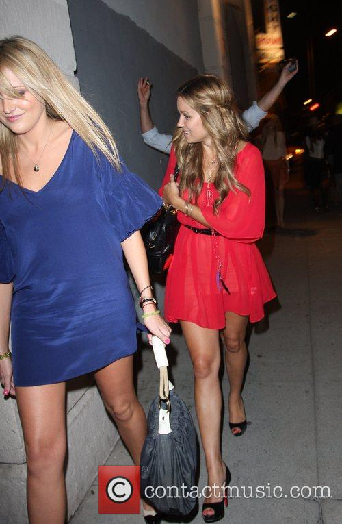 Lauren Conrad at Goa nightclub