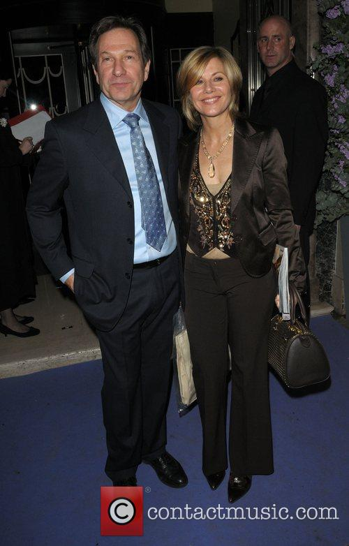Michael Brandon and Glynis Barber The 10th Anniversary...