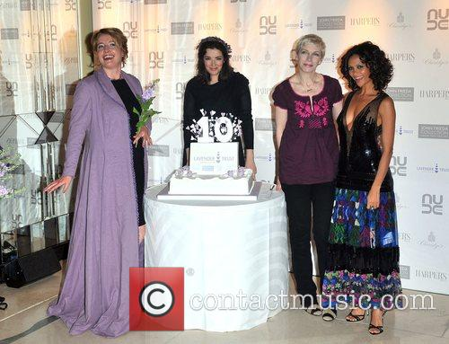 Emma Thompson, Nigella Lawson, Annie Lennox, Thandie Newton...