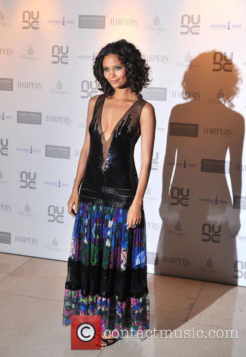 Thandie Newton The 10th Anniversary Party of The...