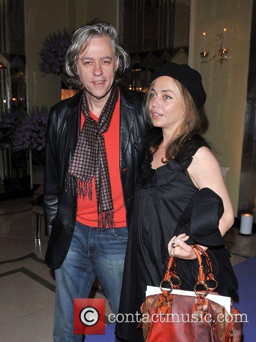 Sir Bob Geldof and Jeanne Marine The 10th...