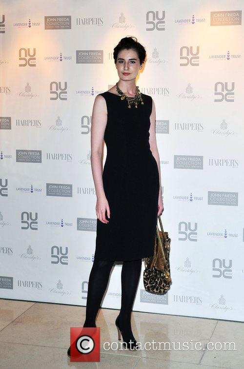 Erin O'Connor The 10th Anniversary Party of The...