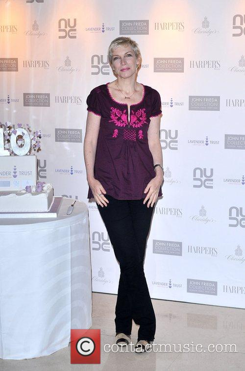 Annie Lennox The 10th Anniversary Party of The...