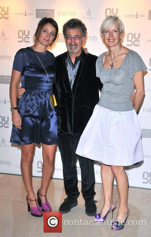 Eddie Jordan and Guests The 10th Anniversary Party...