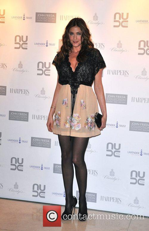 Lisa Snowdon The 10th Anniversary Party of The...