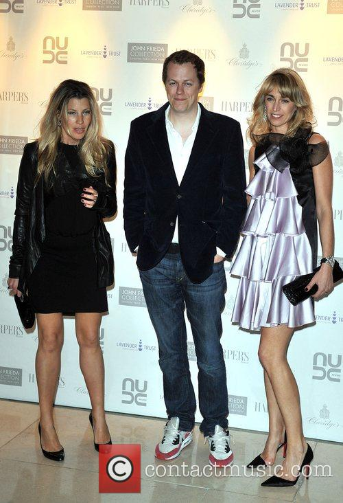 Tom Parker Bowles and Guests The 10th Anniversary...