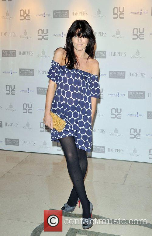 Claudia Winkleman The 10th Anniversary Party of The...